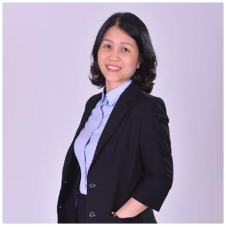 BÀ PHÙNG THANH HẰNG Phó Tổng Giám Đốc